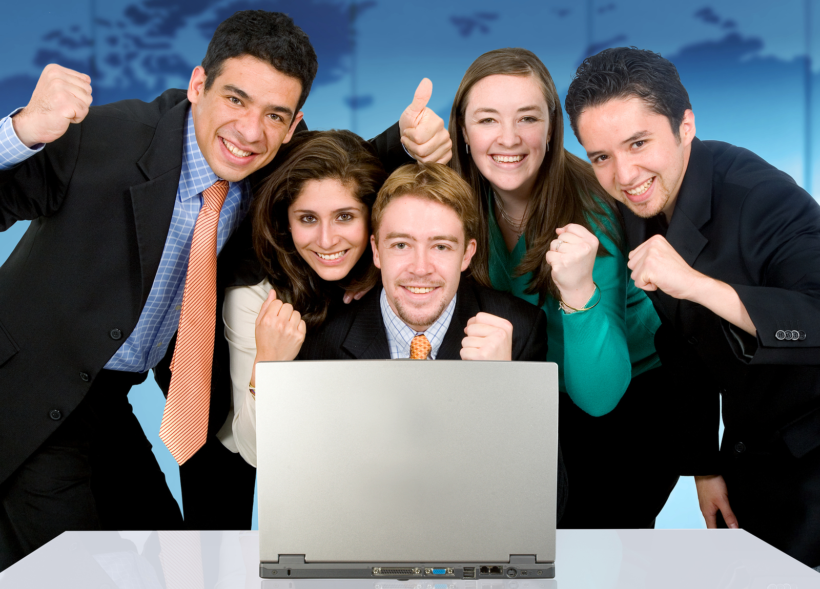 bigstock-Business-Success-Team-In-An-Of-1778280